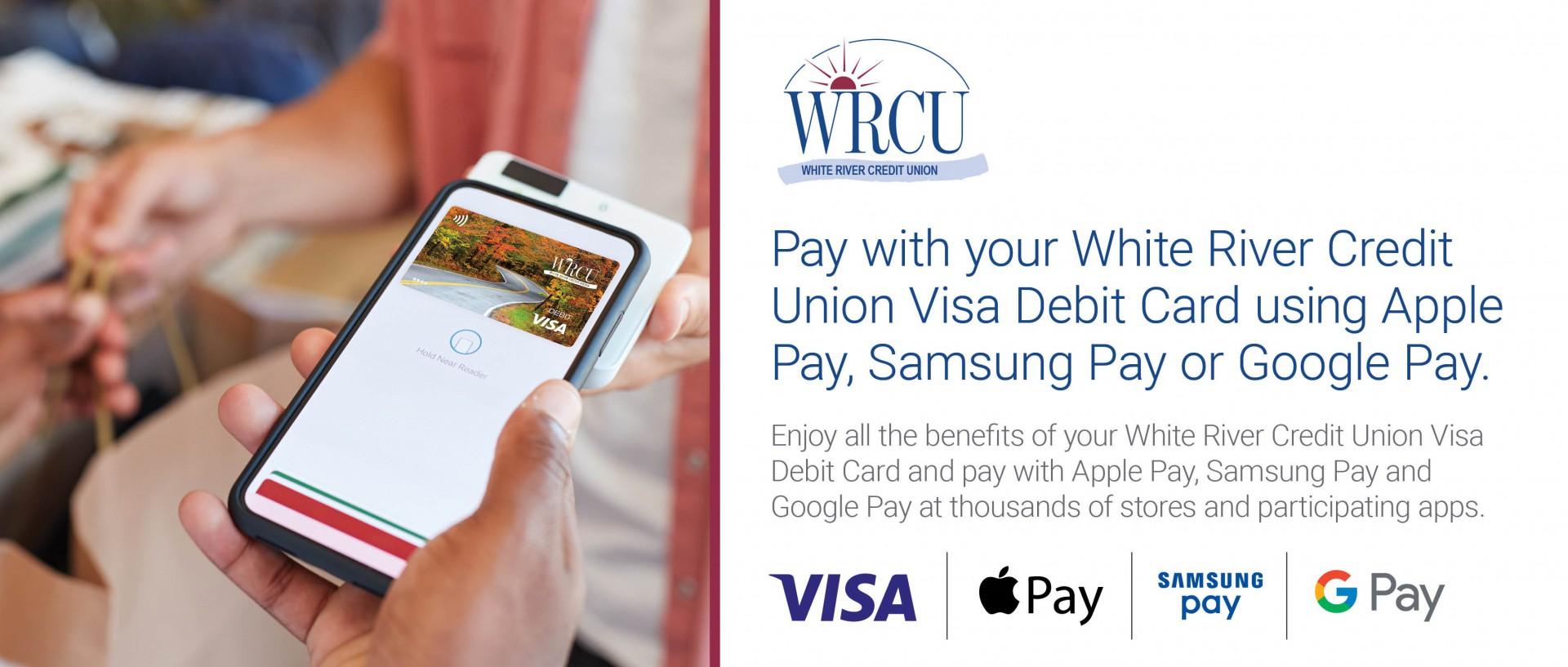 Add your card to your mobile wallet now!