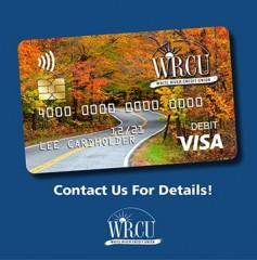 WRCU Moves Debit Cards to Transfund